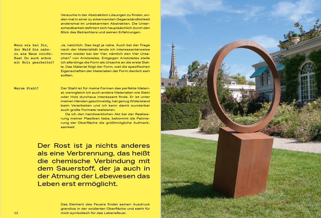 Rüdiger Seidt, Galerie an der Pinakothek der Moderne - Barbara Ruetz, 2020