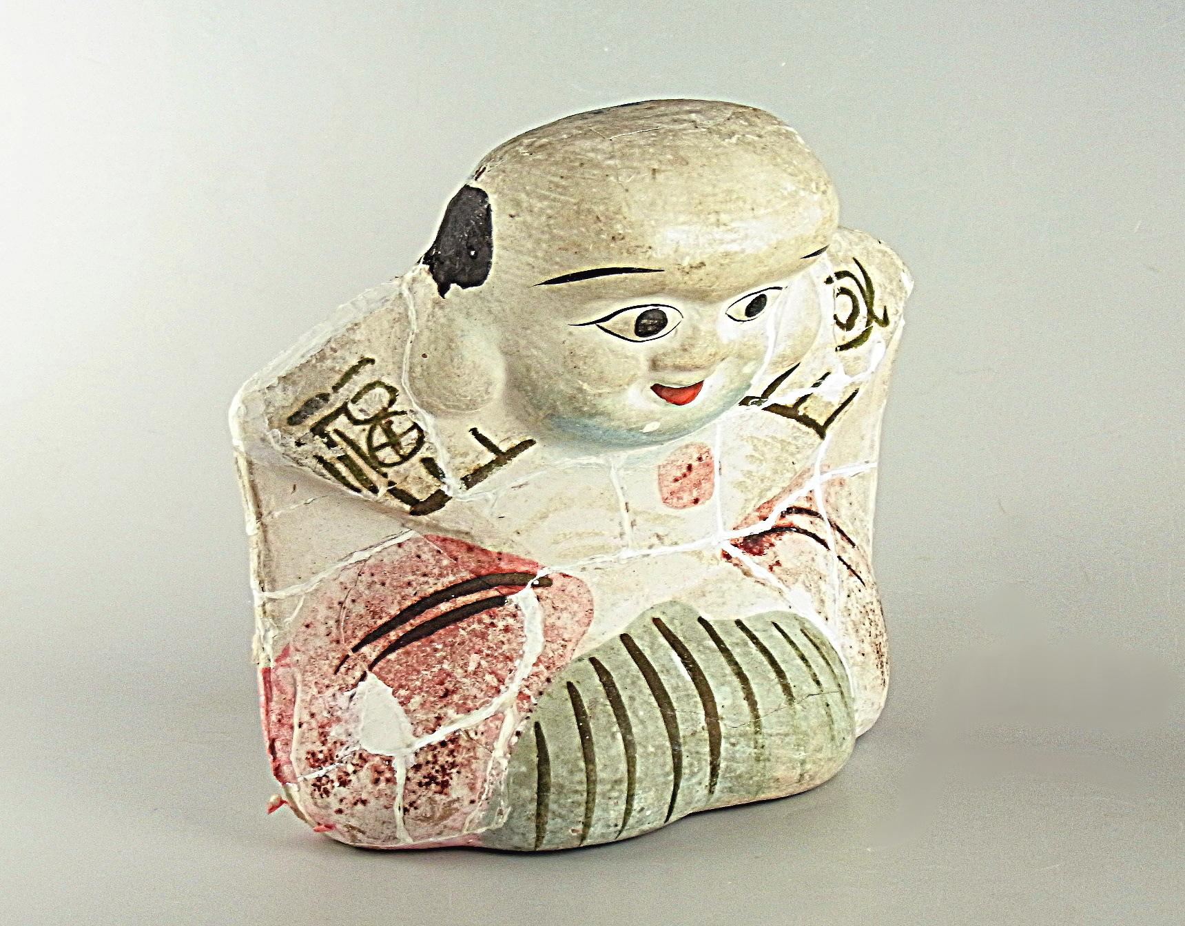 アクリルガッシュ・胡粉ジェッソ