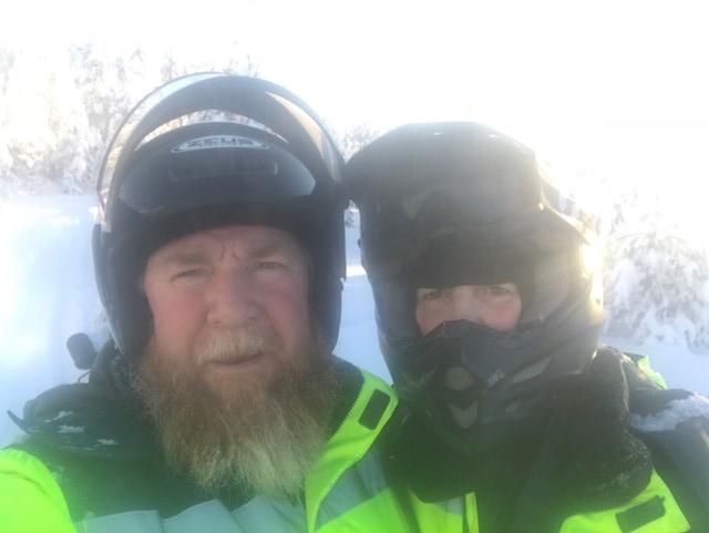 Wikinger Lennart & Rockerbraut Skogsfeen
