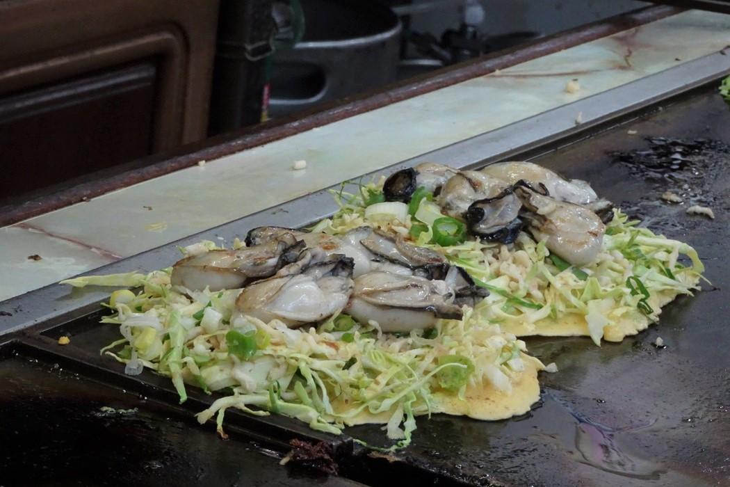 お好み焼き もりした|食べログ100名店のカキオコは生地がすごい【岡山・日生グルメ】