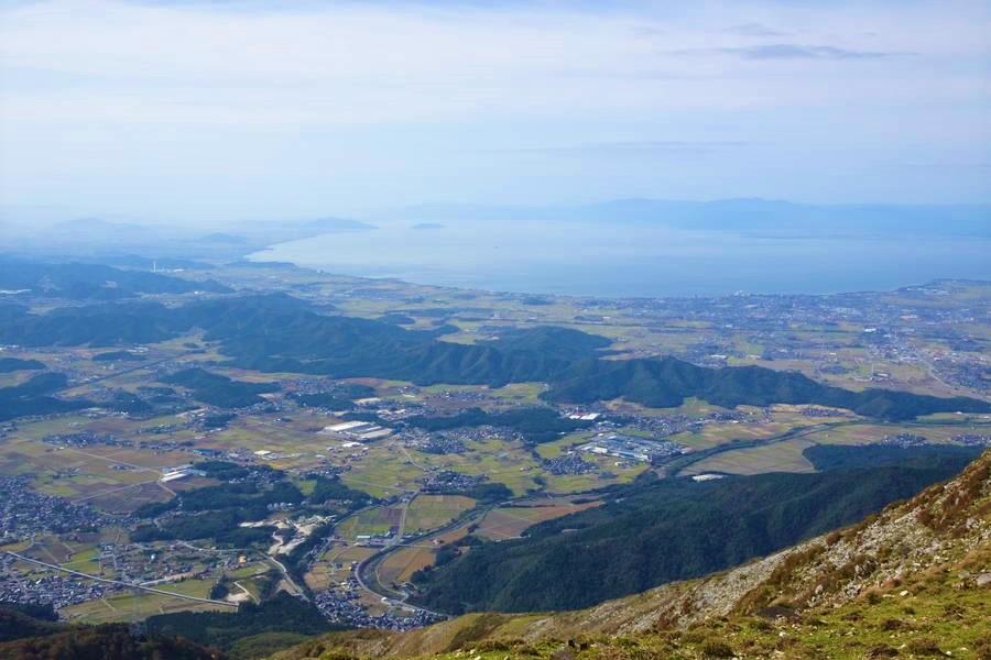 伊吹山ドライブウェイで滋賀県の最高地点へ【滋賀観光スポット】