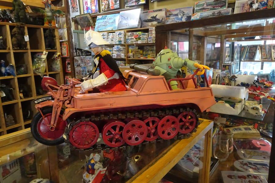 若喜.昭和館|購入できる!昭和レトロな玩具と駄菓子の館【福島観光スポット】