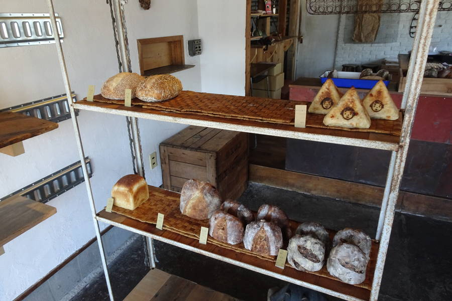 ラムヤート|土日祝しか営業していないパン屋さん【北海道・洞爺湖町グルメ】