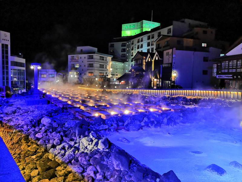 草津温泉で湯巡り三昧【日本半周してた旅~第50話】