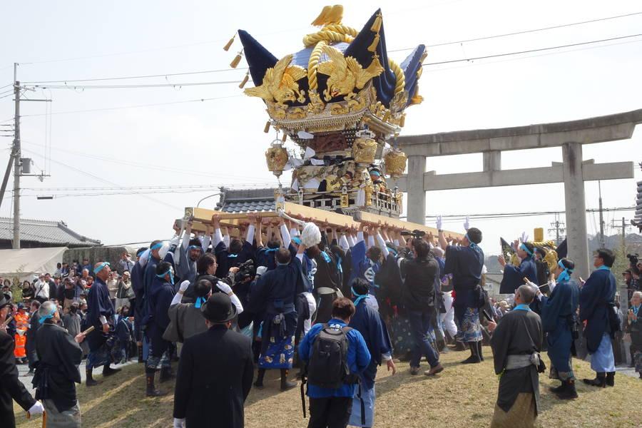 播州三大祭りの北条節句祭り【日本半周してた旅~第35話】