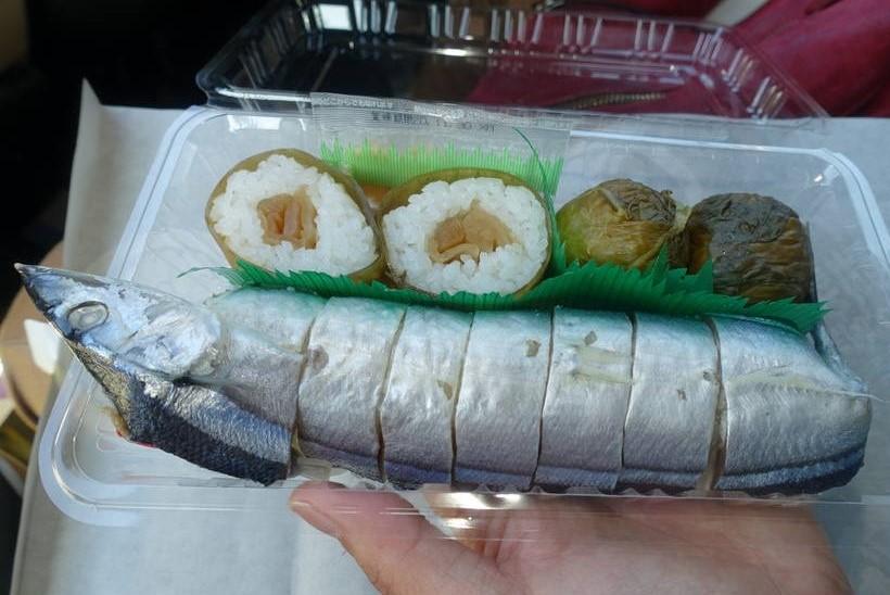徐福寿司|新宮名物の丸ごとさんま姿寿司【和歌山グルメ】