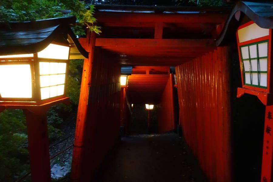 太皷谷稲成神社 千本鳥居のある日本五大稲荷神社の一社【島根観光スポット】