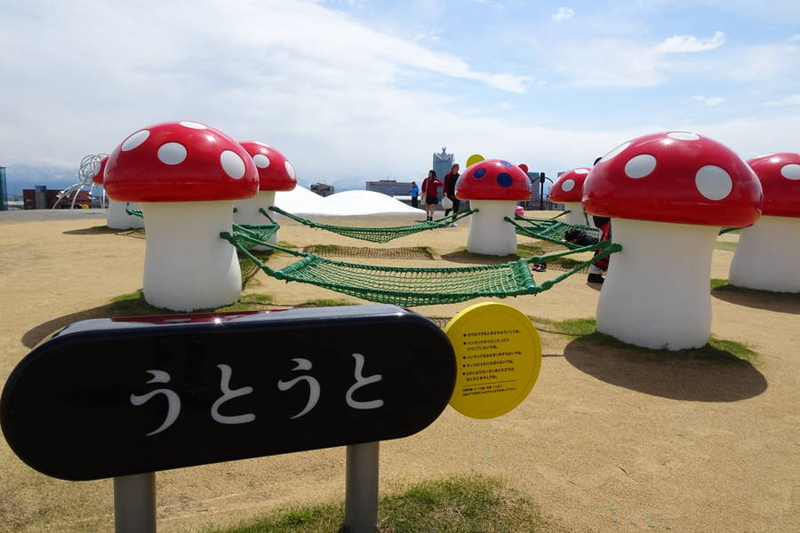 富山県美術館 夜も楽しめる開放的なアートスポット【富山観光スポット】