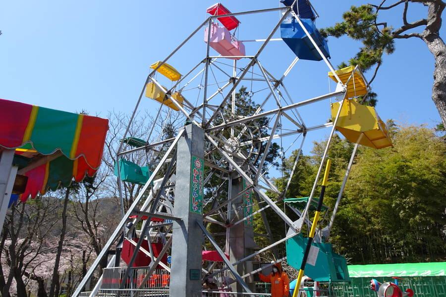 日本最古の観覧車は函館で稼働していた!【北海道観光スポット】