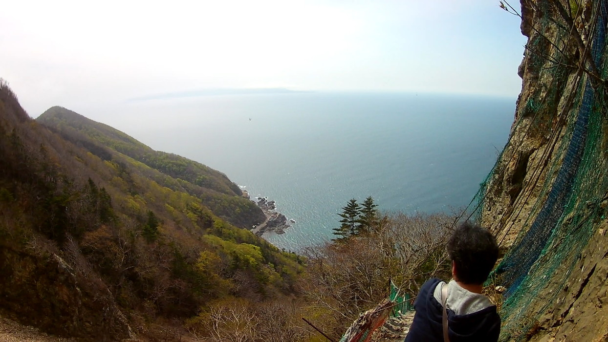 太田山神社(太田神社)|日本一?北海道一?険しい絶景神社に登山参拝