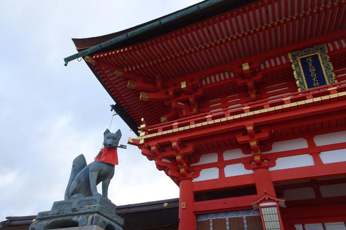 京都伏見稲荷大社で頂上制覇のススメ