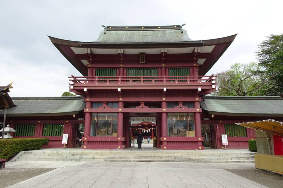 ここも日本三大稲荷?笠間稲荷神社とムース大福【日本半周してた旅~第54話】