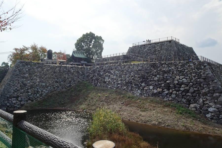 大和郡山城跡|続日本100名城の実力はいかに?【奈良観光スポット】