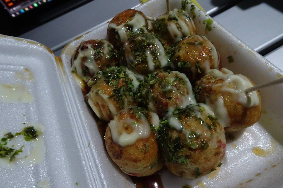 蛸焼こがね|もちもち新食感たこ焼き【北海道・函館グルメ】