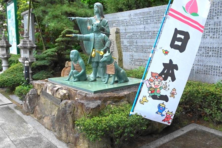 田村神社|讃岐国一宮にして総合商社感のある珍スポット【香川観光スポット】