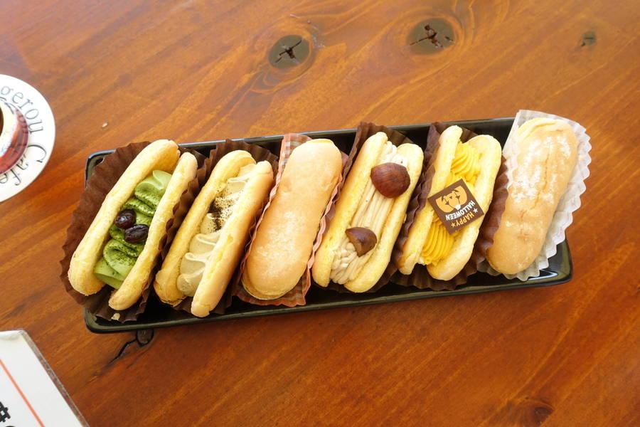 福菱本店 かげろうカフェ|和歌山銘菓の限定版「生かげろう」が買えるのは本店だけ【白浜グルメ】