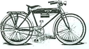 Schwinn B10E Motorbike