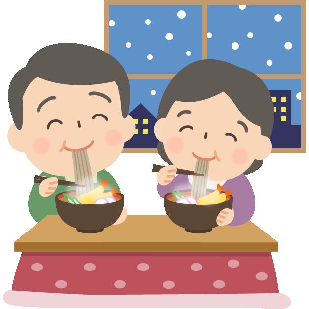腹ペコシリーズ[お蕎麦]