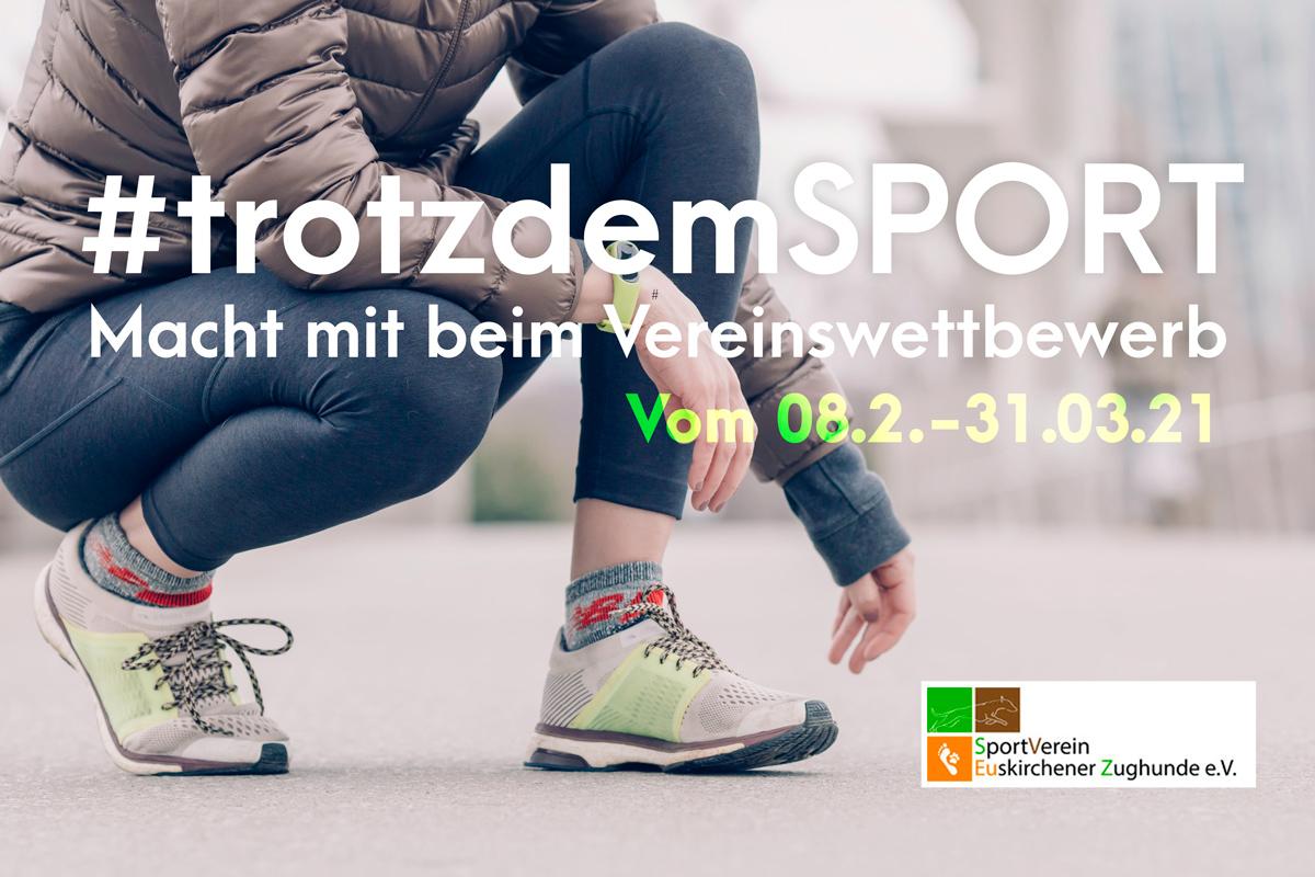 #trotzdemSPORT - der Vereinswettbewerb 2.0 in NRW