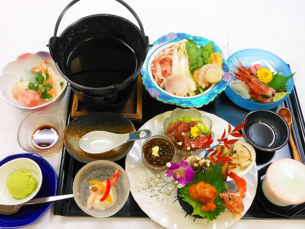 ご宴会コース料理の例
