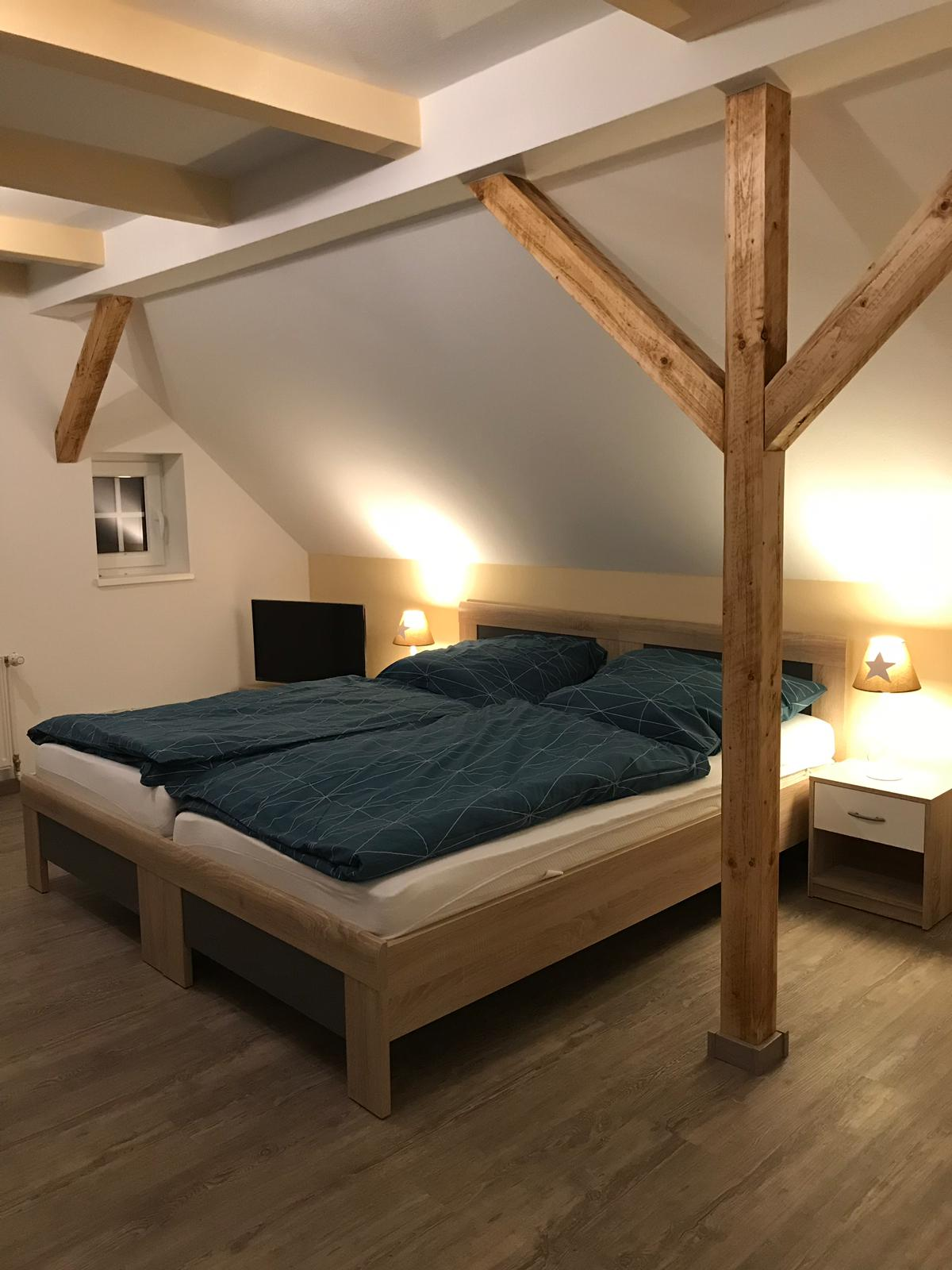 Schlafbereich 2. Etage