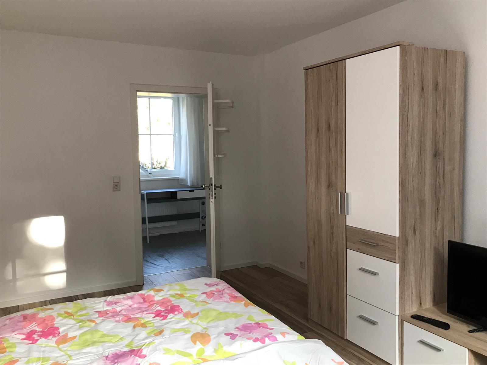 Schlafbereich 1. Etage Zimmer 2