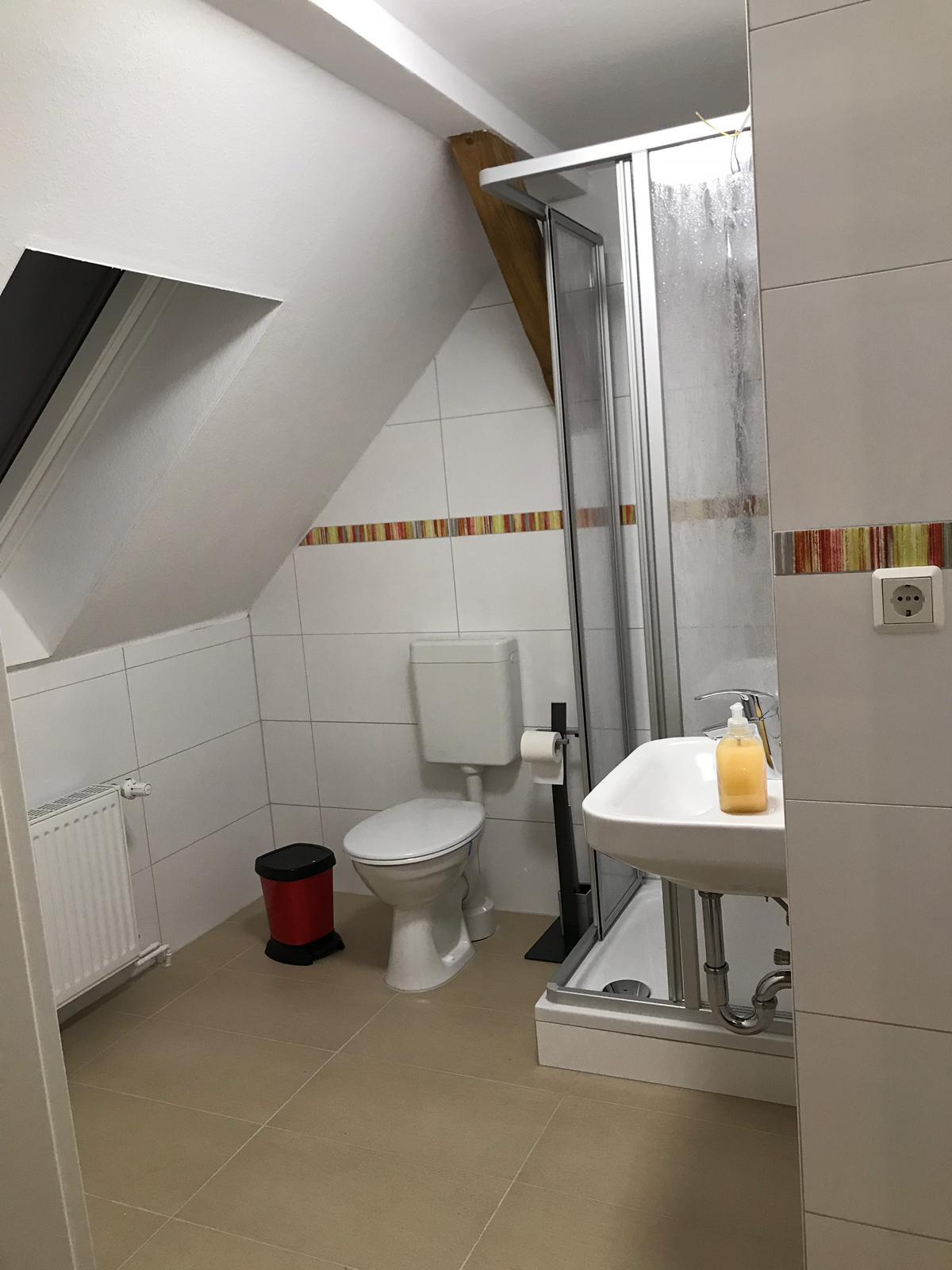WC / Dusche 2. Etage