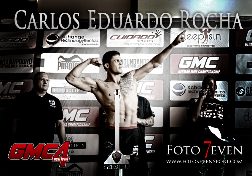 Carlos Eduardo Rocha | UFC | Championshio | Foto Seven