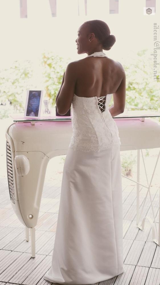 Robe de mariée Toulouse Laurie Elma- Edelw