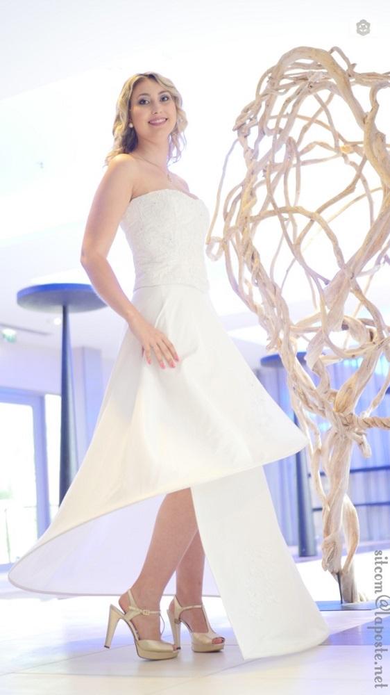 Robe de mariée Toulouse Laurie Elma - Tulipe