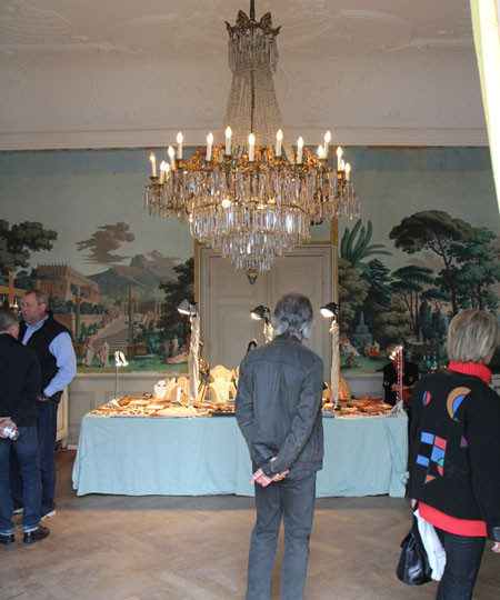 Im Gartensaal Borghorst