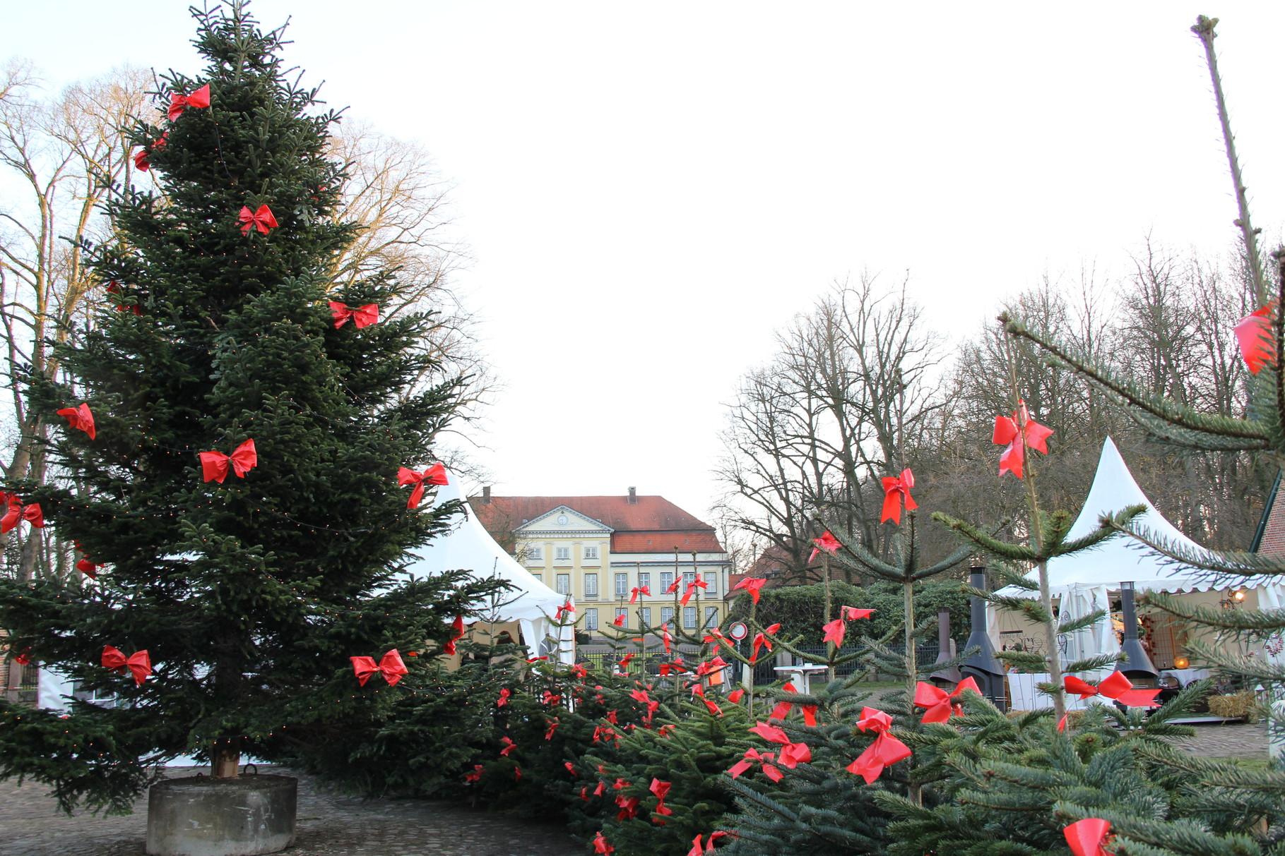Emkendorf zum Adventsmarkt
