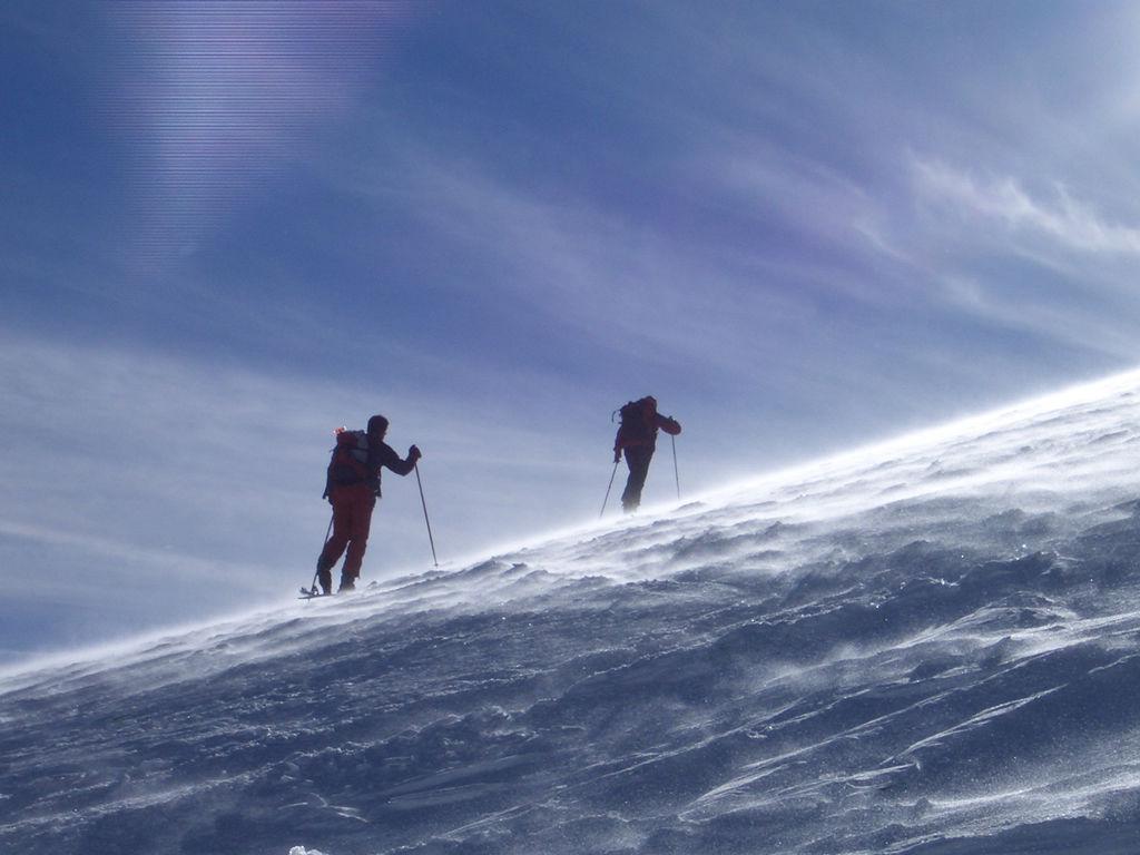 Turn Skilaufen