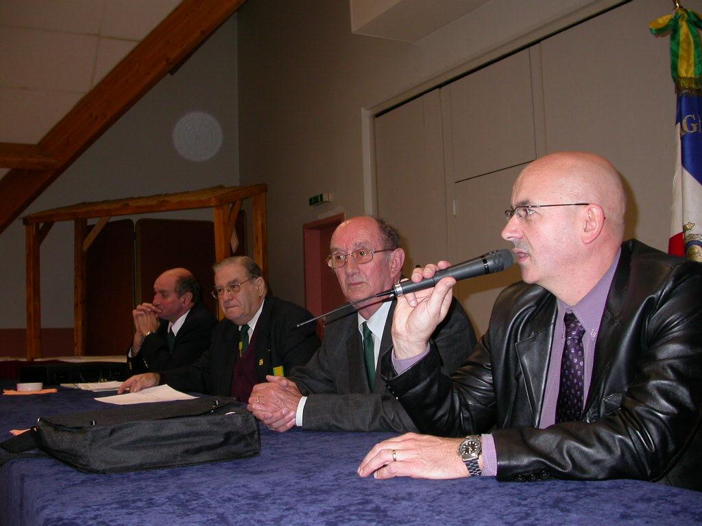 M. MICHEL  Adjoint au Maire d'HERSERANGE