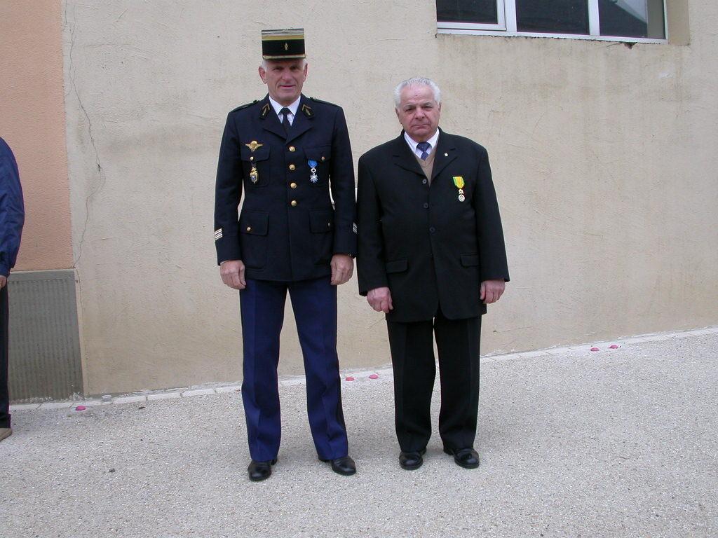 M.    NASCIOLI Arthur  --- HAUCOURT  8 mai 2005