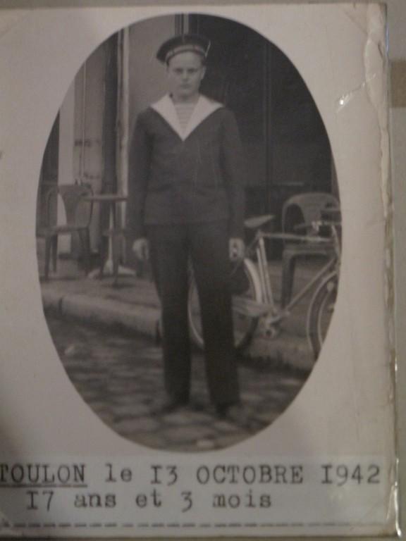 Engagement dans la Marine