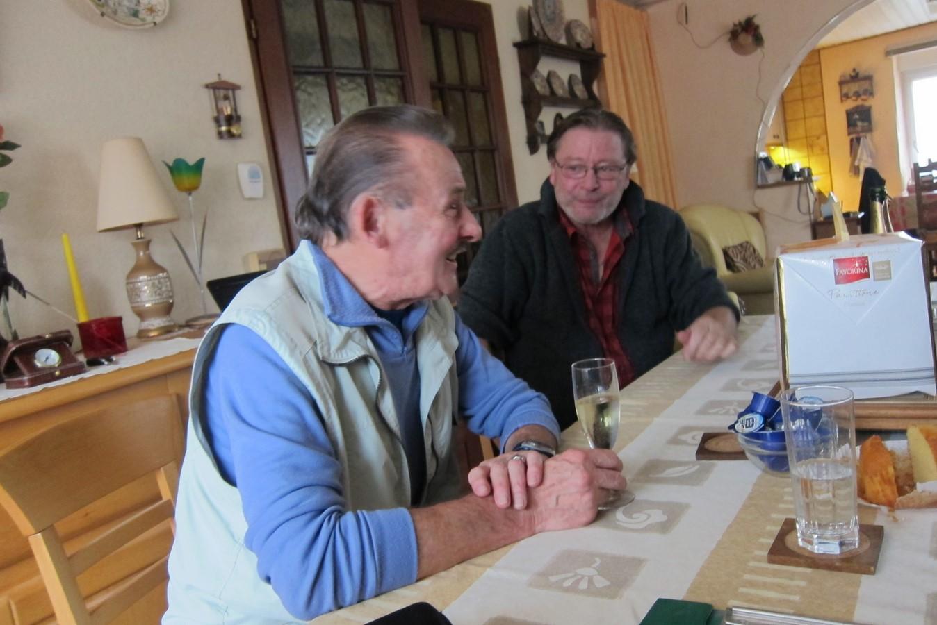 Fourcade Fils (enfant) et Jacquemin étaient en Algérie dans la même ville