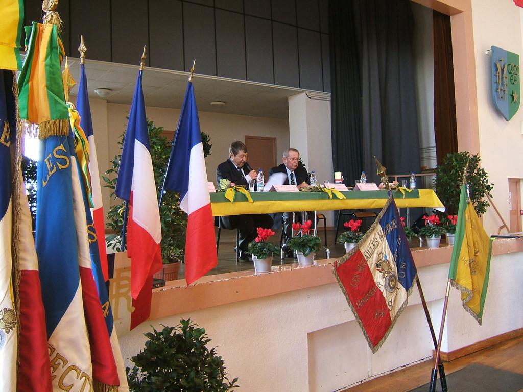 2008   LEXY  ---  Congrès UD et Centenaire de la 84° Section
