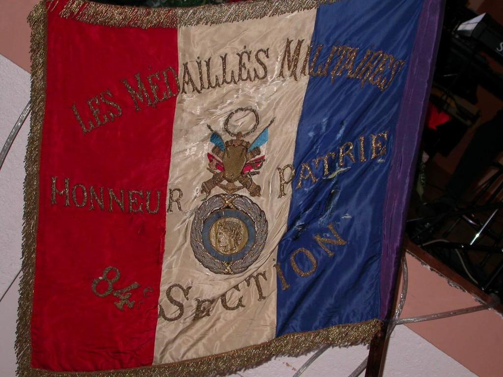 drapeau de 1921
