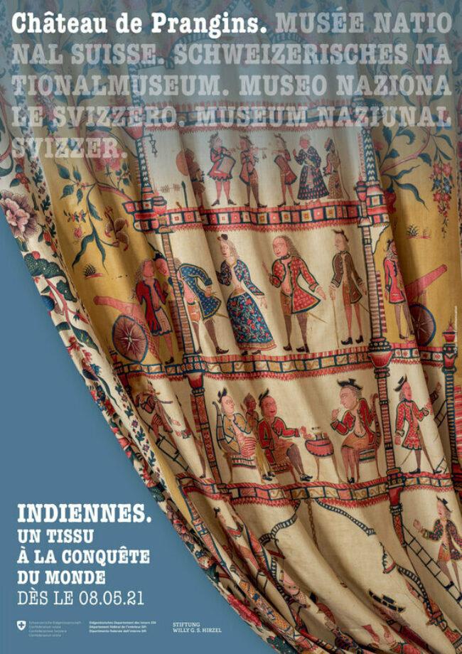 Indiennes, Un tissu à la conquête de monde