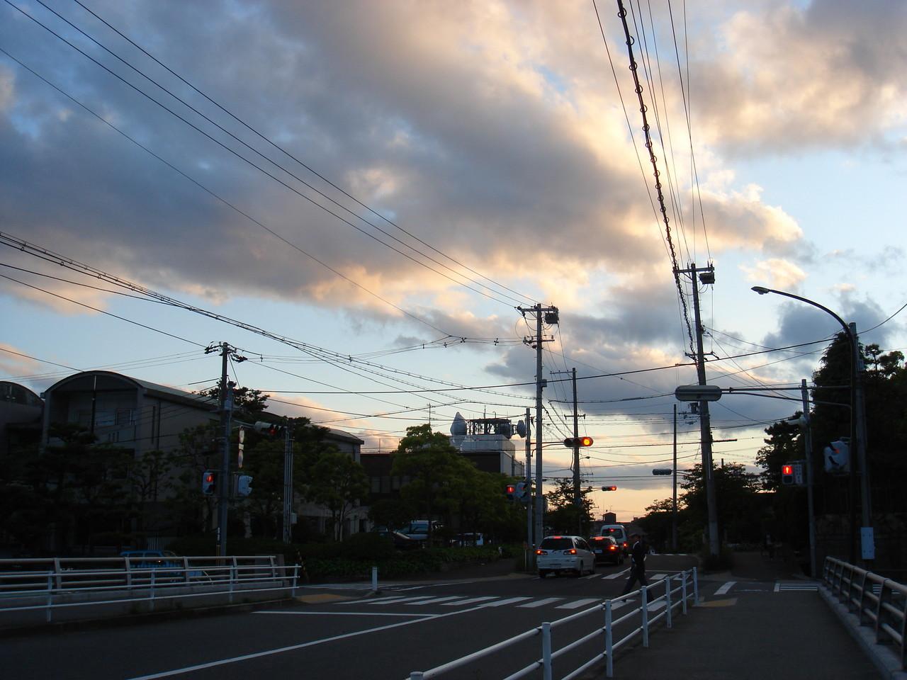 阪急バスに乗り・・