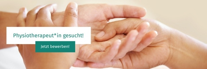 Physiotherapie Wellsana sucht Dich!