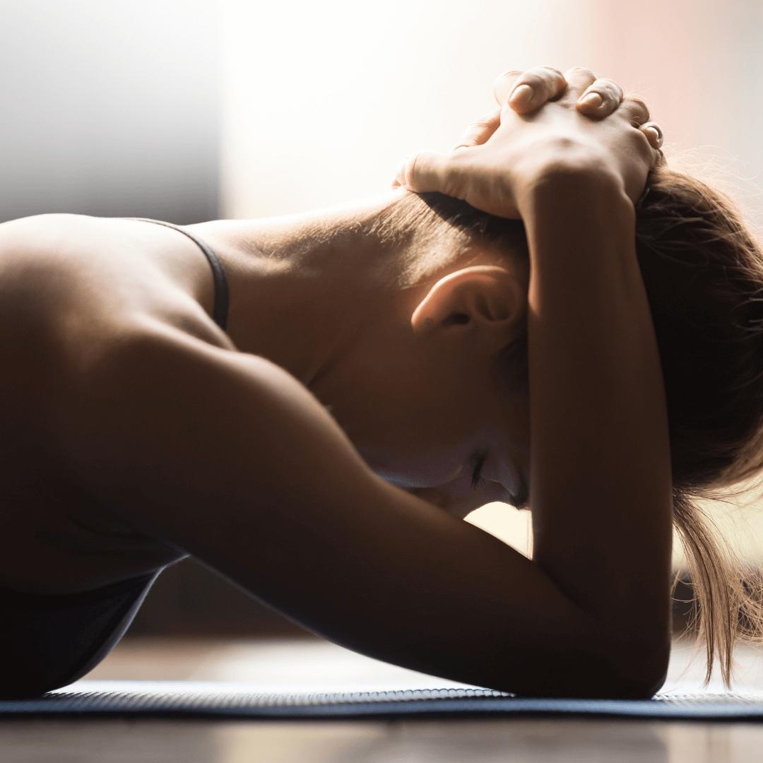 Miniübung für zu Hause! Nackenverspannung adé