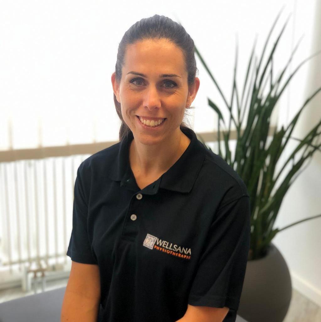 Die Physiotherapie Wellsana freut sich sehr auf die erfahrene Physiotherapeutin Vanessa da Silva!