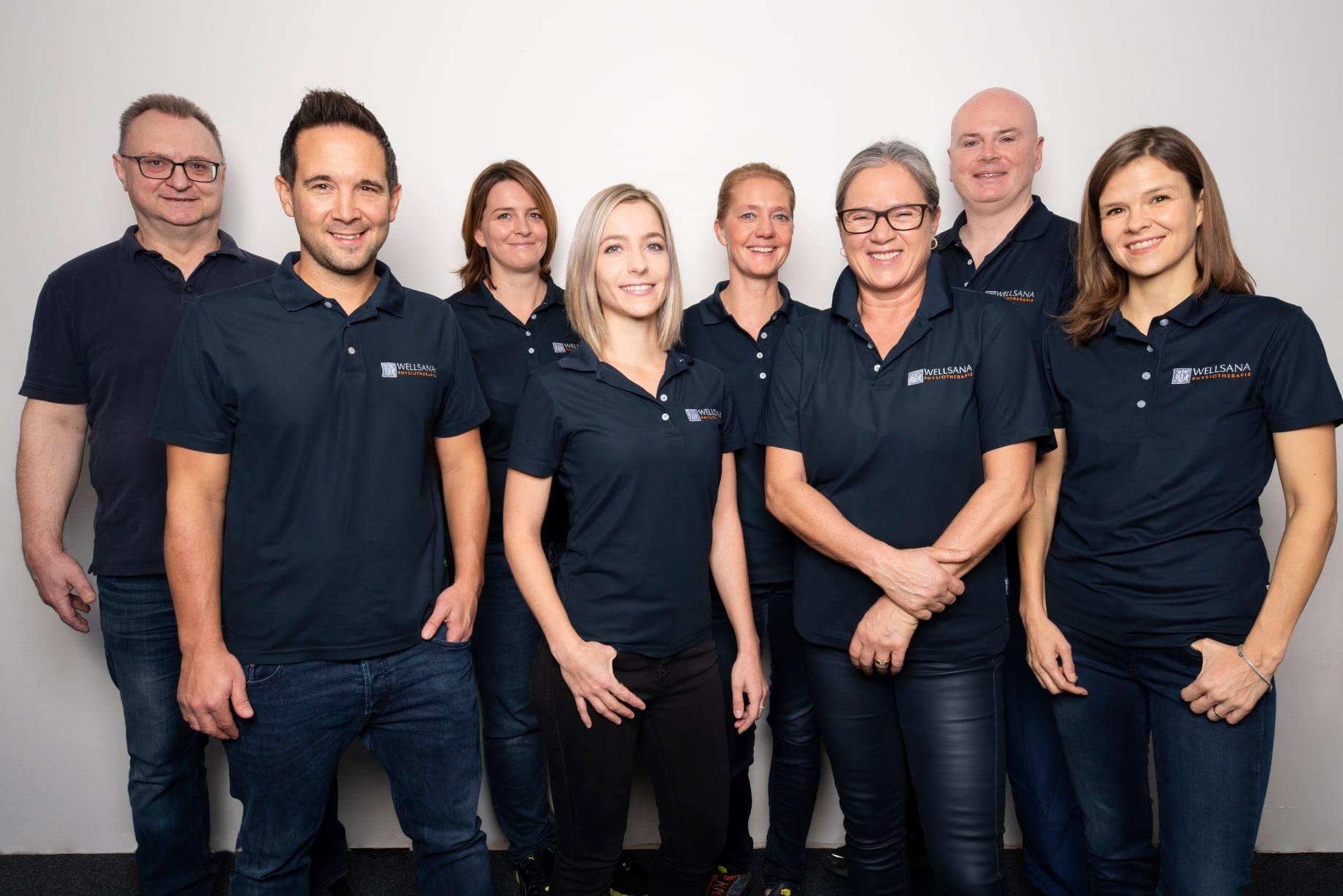 Wellsana Basel Team Physiotherapie