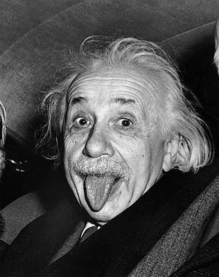 写真 「アルベルト・アインシュタイン (Albert Einstein)」