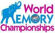 ロゴ 「World MEMORY Championships」