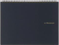 写真 「マルマン Mnemosyne (ニーモシネ) A4 ノート 特殊無地」
