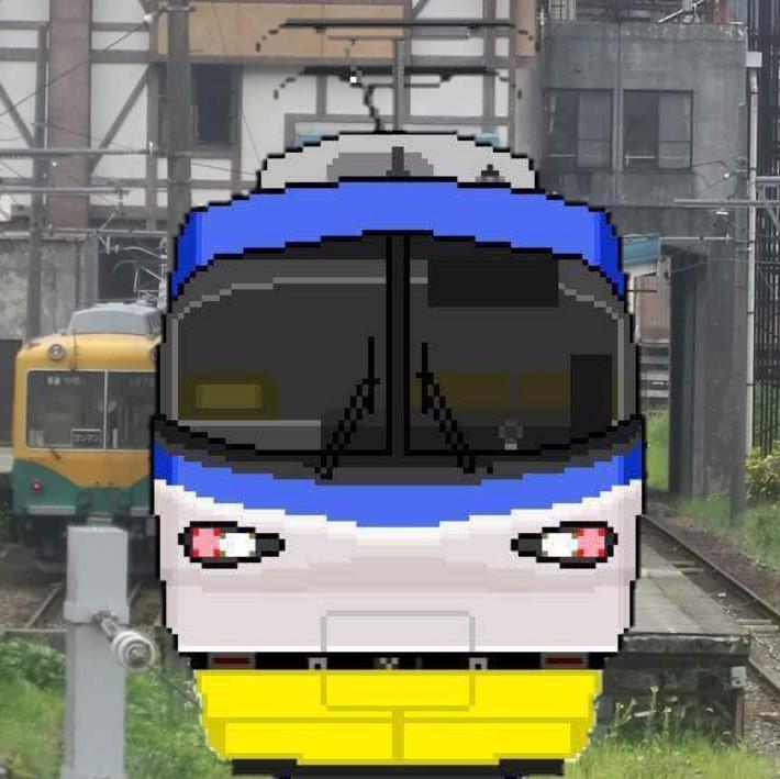 宇奈月温泉駅と日本海電鉄40000系電車