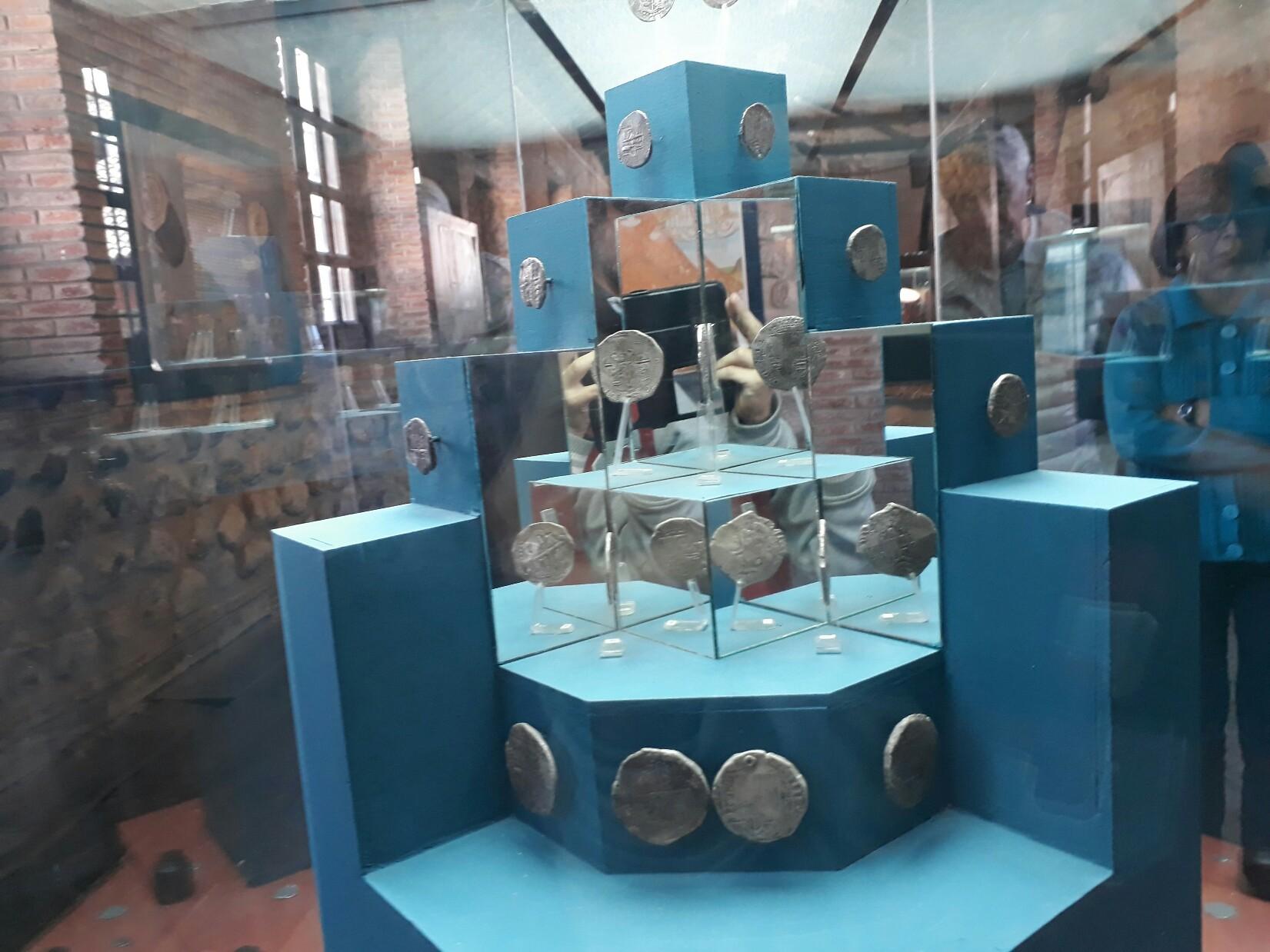 Les premières pièces boliviennes